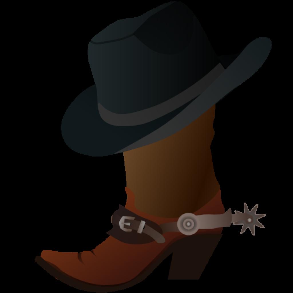 cowboy clipart gunslinger