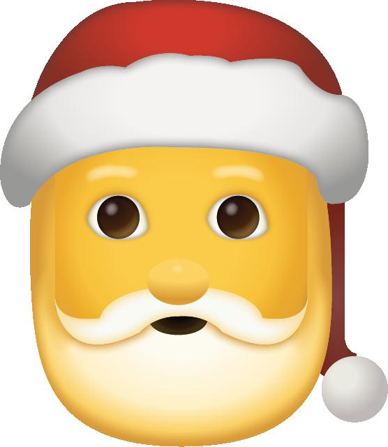 Germany clipart emoji. Download santa claus iphone