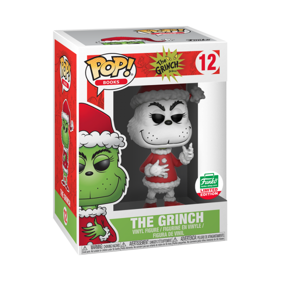 On the th day. Santa clipart grinch