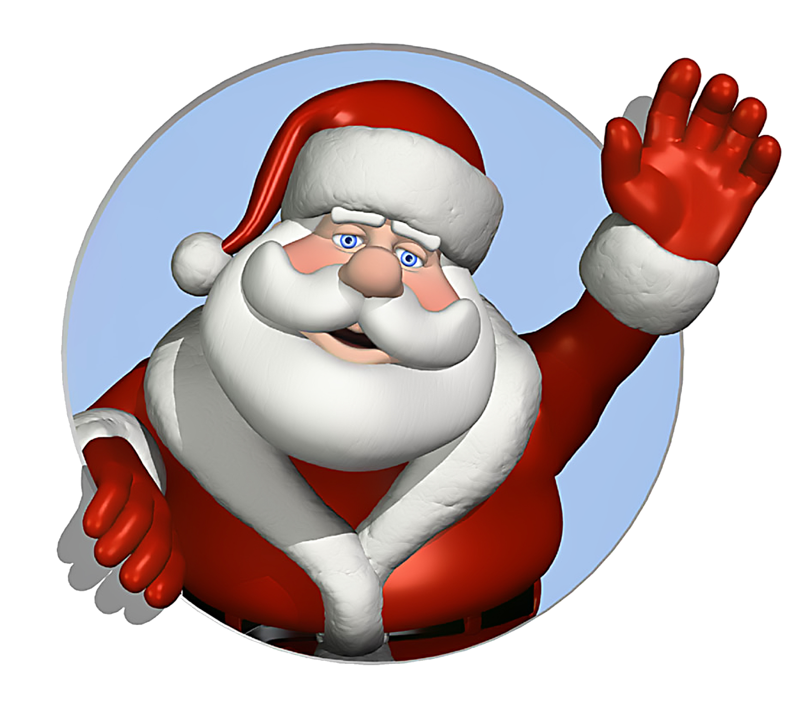 collection of transparent. Father clipart christmas santa claus