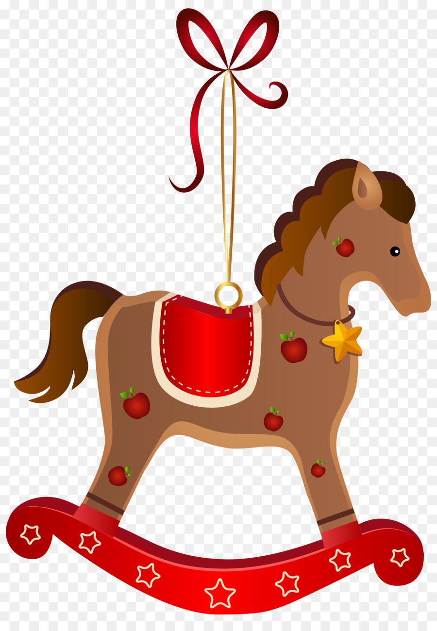 Clipart santa horse. Download free png claus