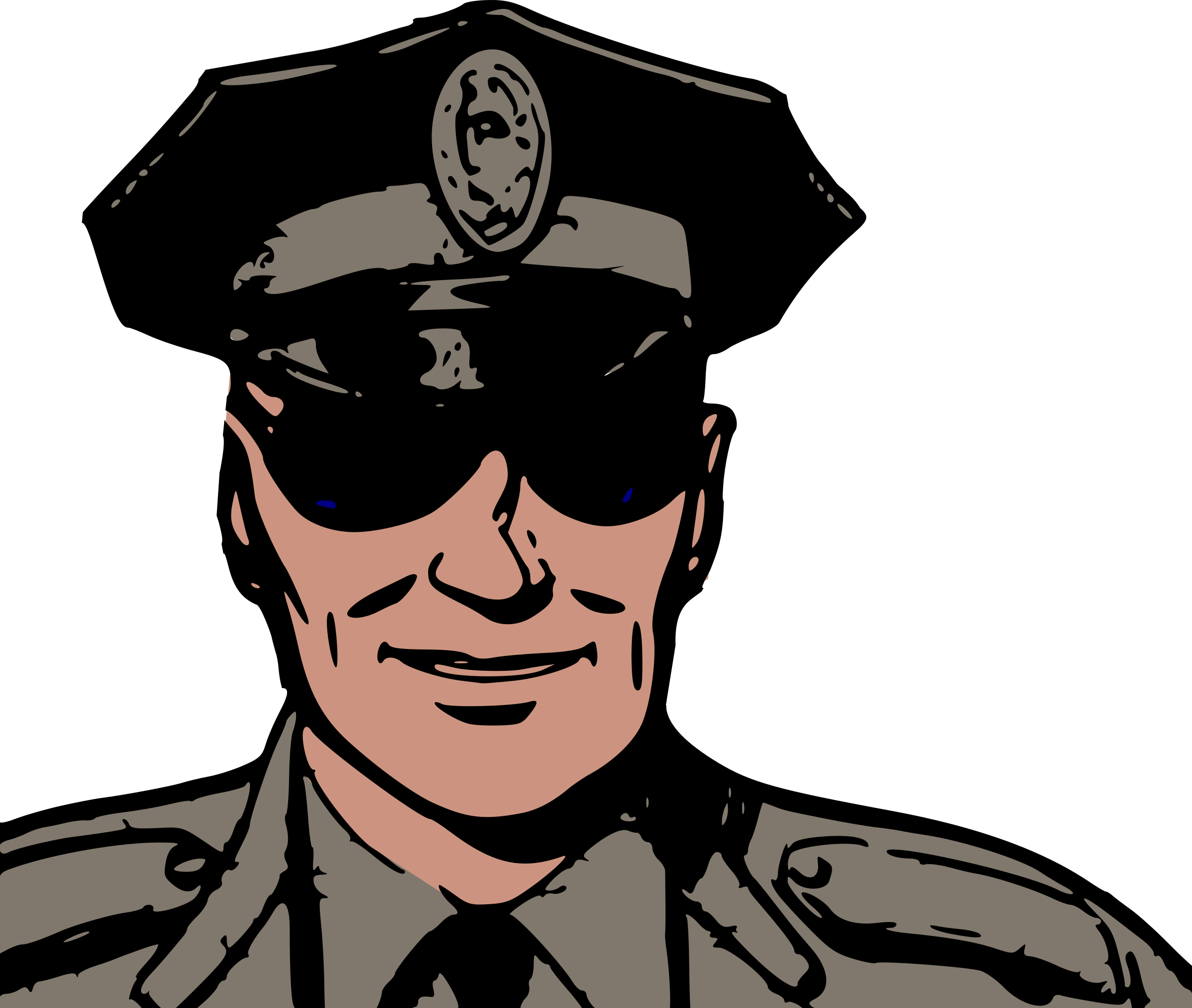 Police retro