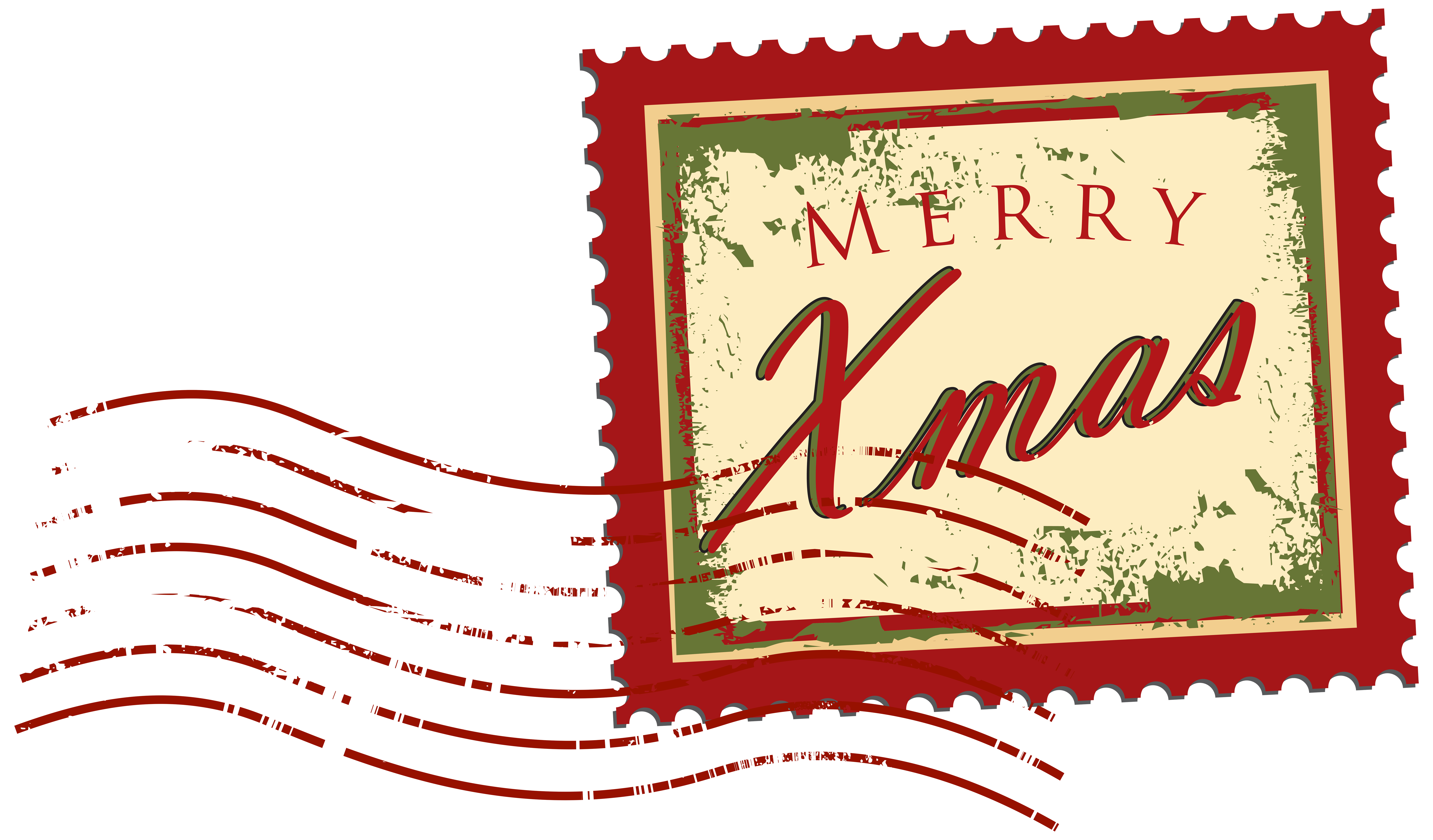 Background stamps and happy. Stamp clipart merry christmas