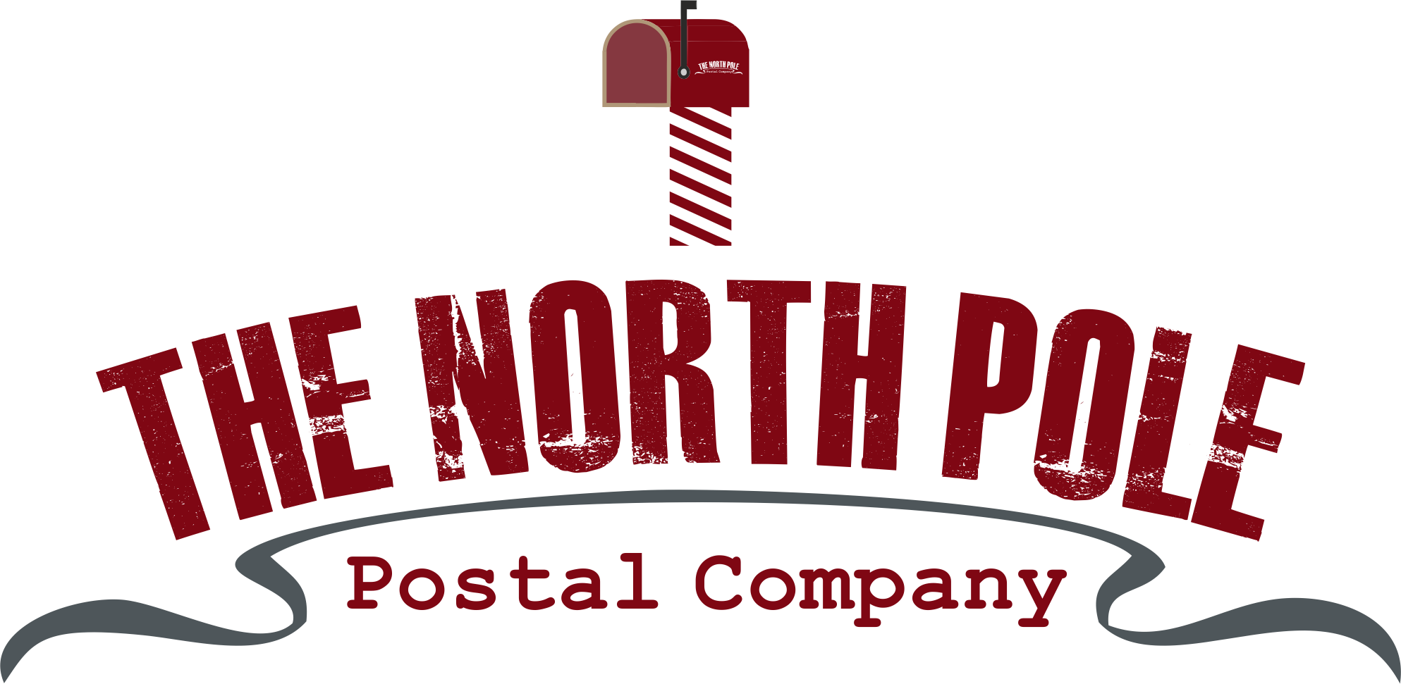 Stamp clipart north pole. Updates the postal company