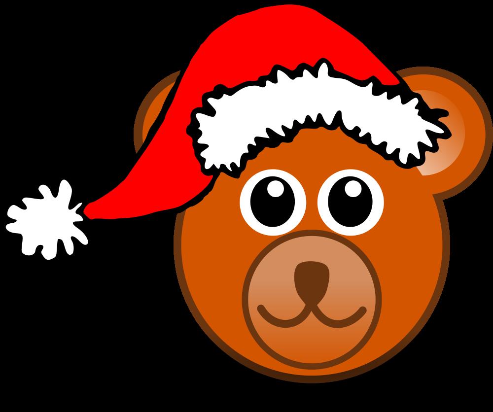 Face clipart santa claus. Onlinelabels clip art funny
