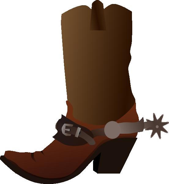 Clip art boot cliparts. Wheel clipart cowboy
