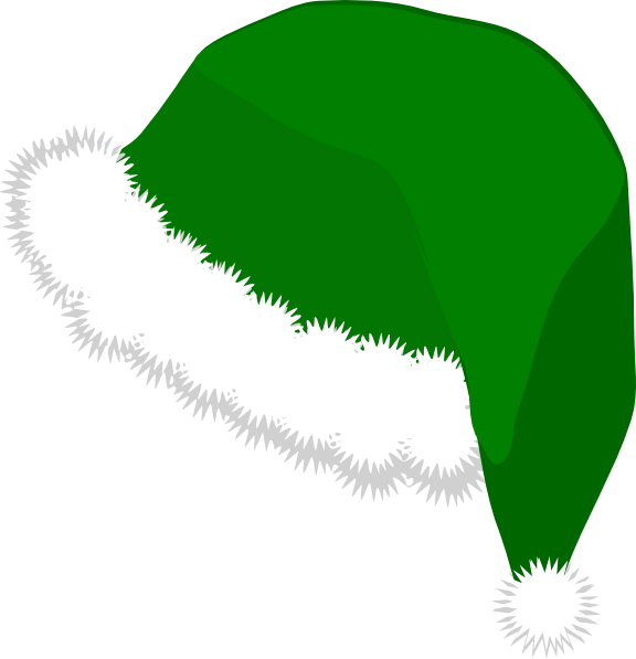 Elf hat clip art. Mittens clipart holiday