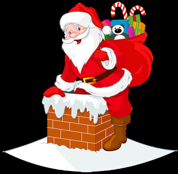 Claus png . Santa clipart boxing
