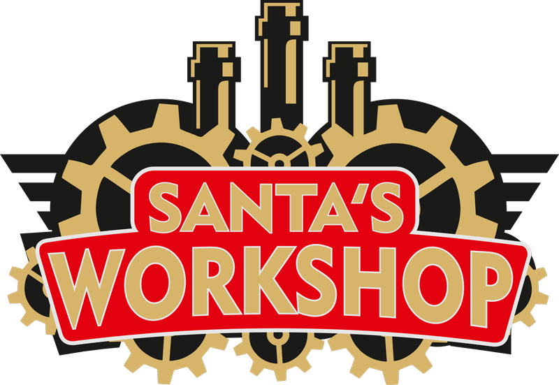 Clipart santa workshop. Santas at getdrawings com