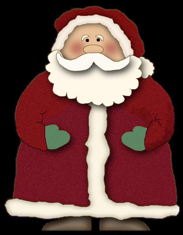 Winter clipart scrapbook. Santa png inspiring ideas
