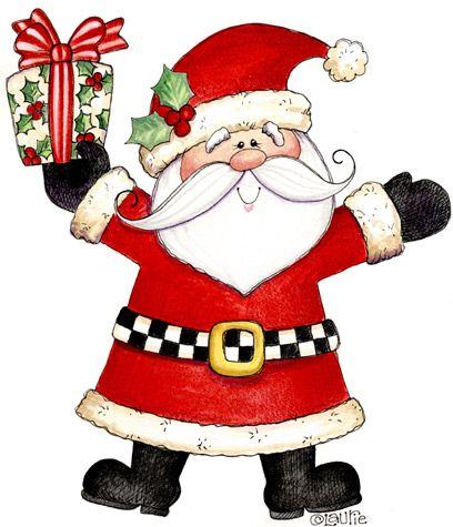 Christmas images on clipartix. Santa clipart xmas