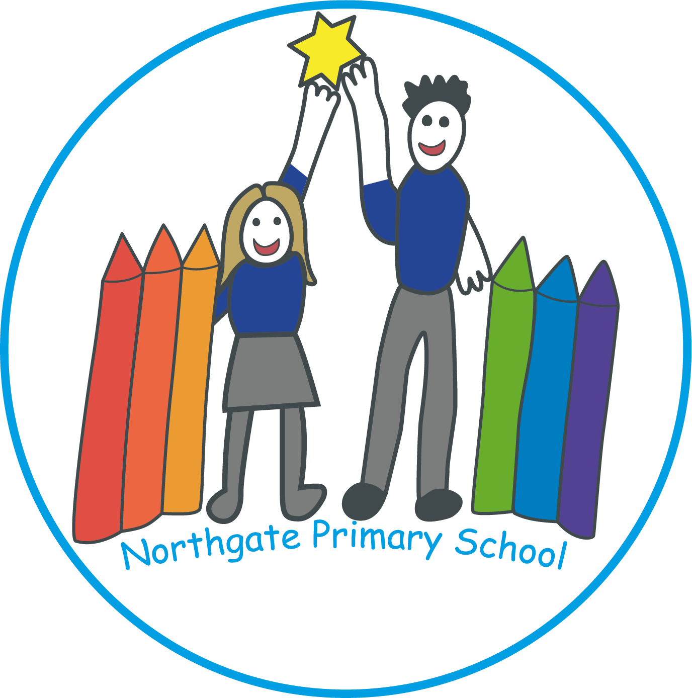 Proud clipart school evaluation. Home northgate primary
