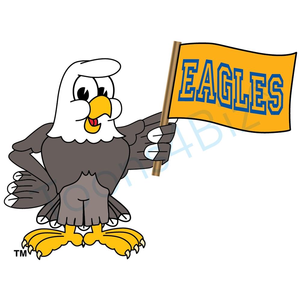 Eagle clipart school. Free mascot cliparts download