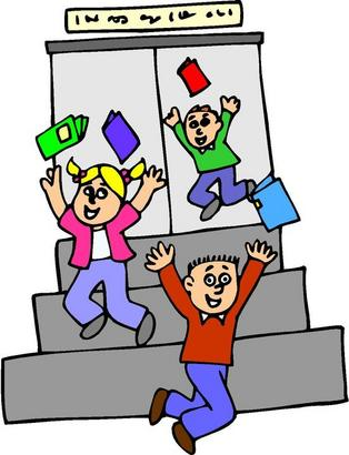 Free cliparts download clip. Clipart school end