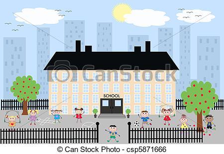Fence clipart school. Portal