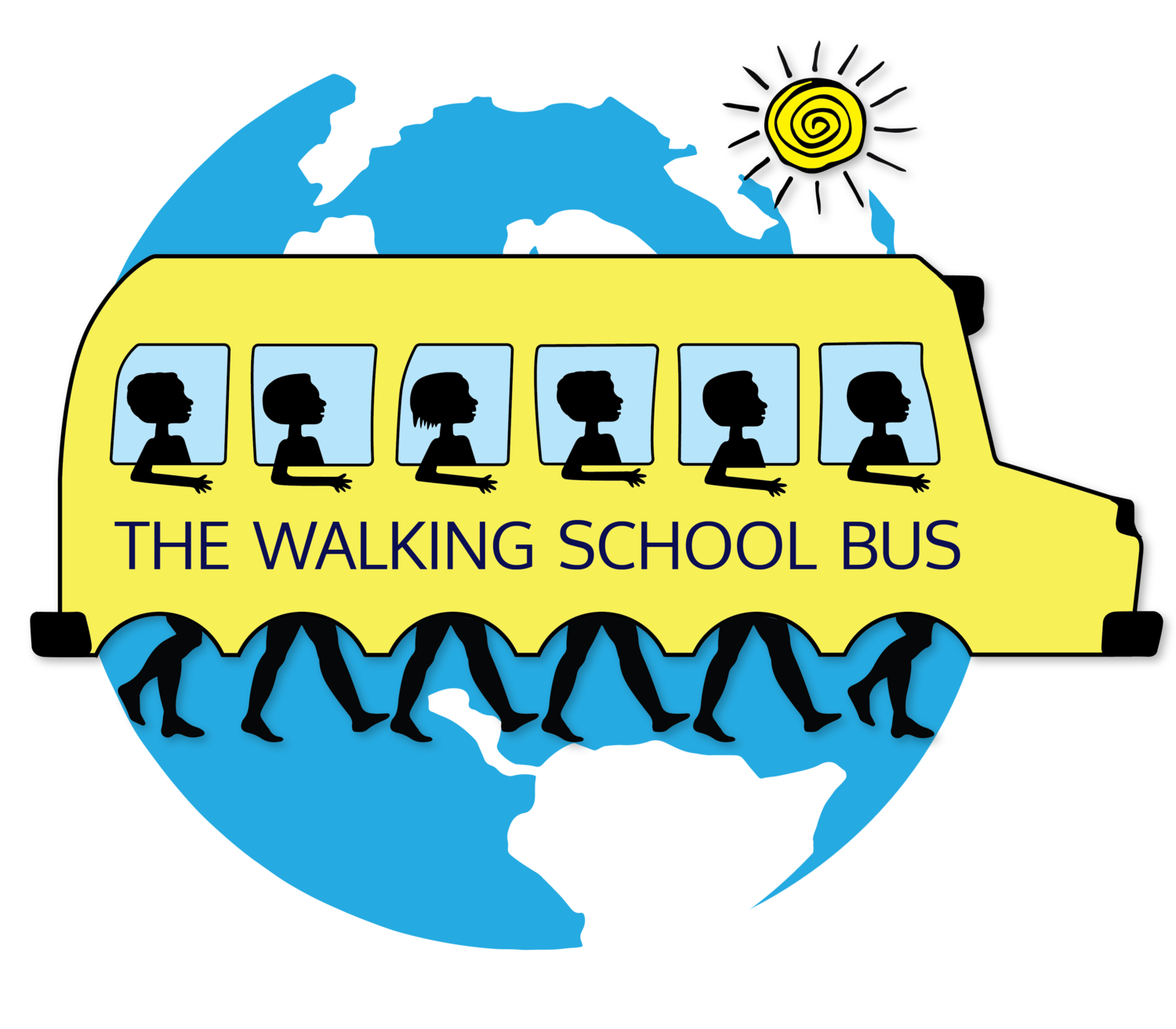 Clipart walking fast paced. Twsb blog the school