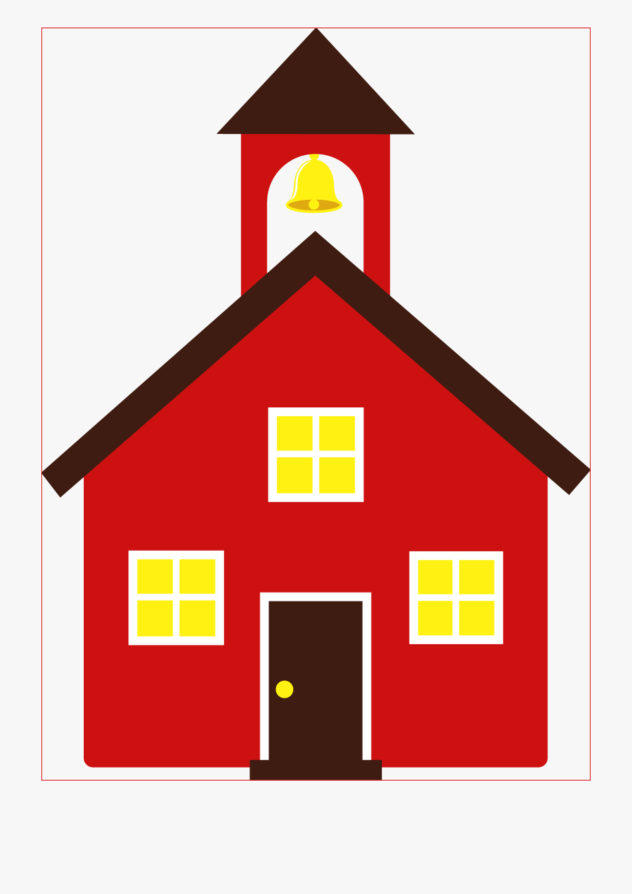 School house free clip. Schoolhouse clipart schhol