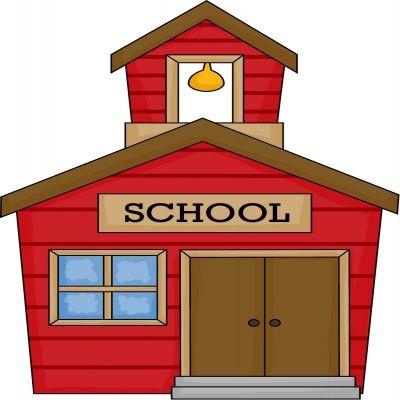 Schoolhouse clipart schhol. School house cliparts