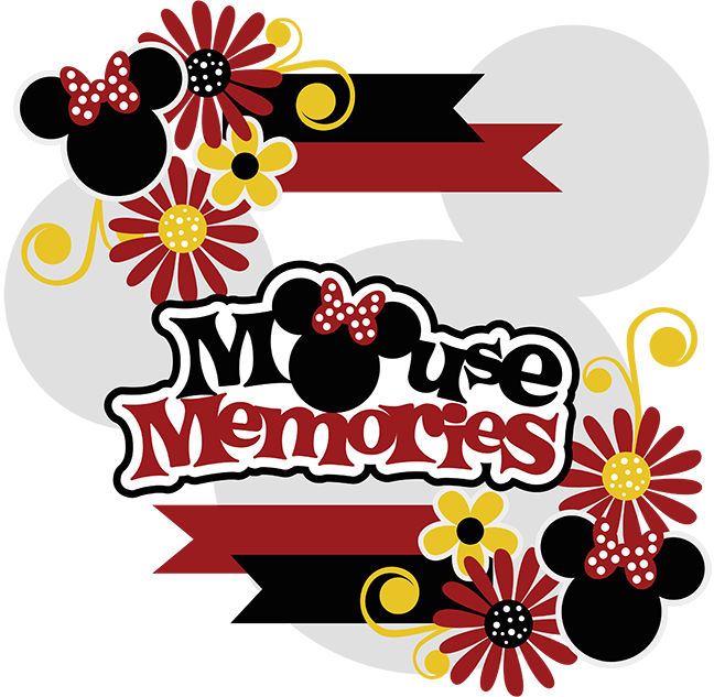 Memories clipart transparent. Mouse svg collection cute