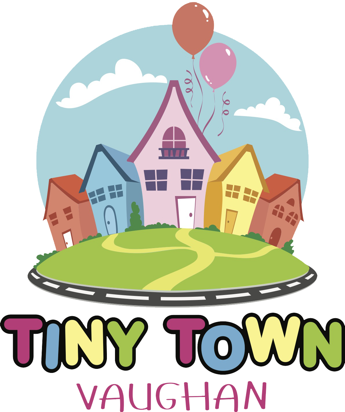 Tiny vaughan field trips. Neighborhood clipart town plaza