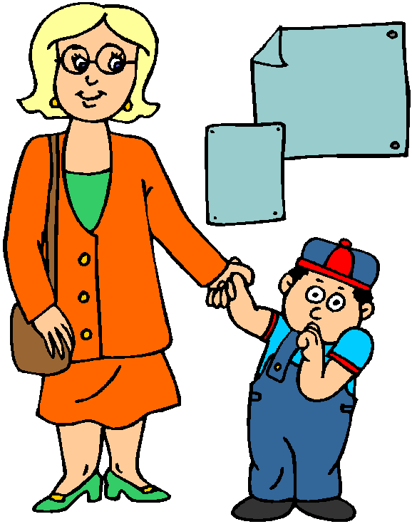 Beginning a new school. Curriculum clipart parent education