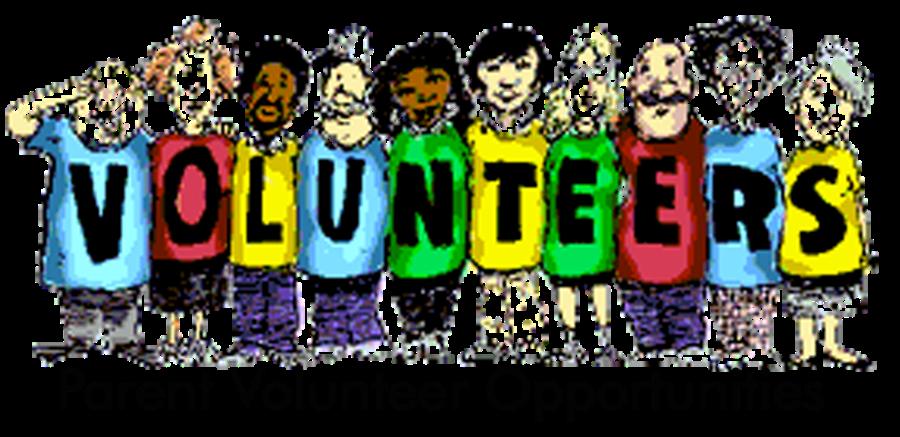 Parent volunteer opportunities ricardo. Volunteering clipart form