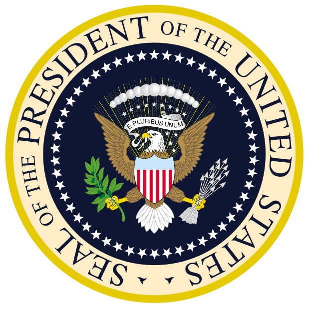 Seal of the united. Clipart school president