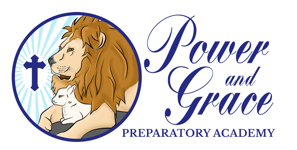 Power and grace preparatory. Fundraiser clipart religious school