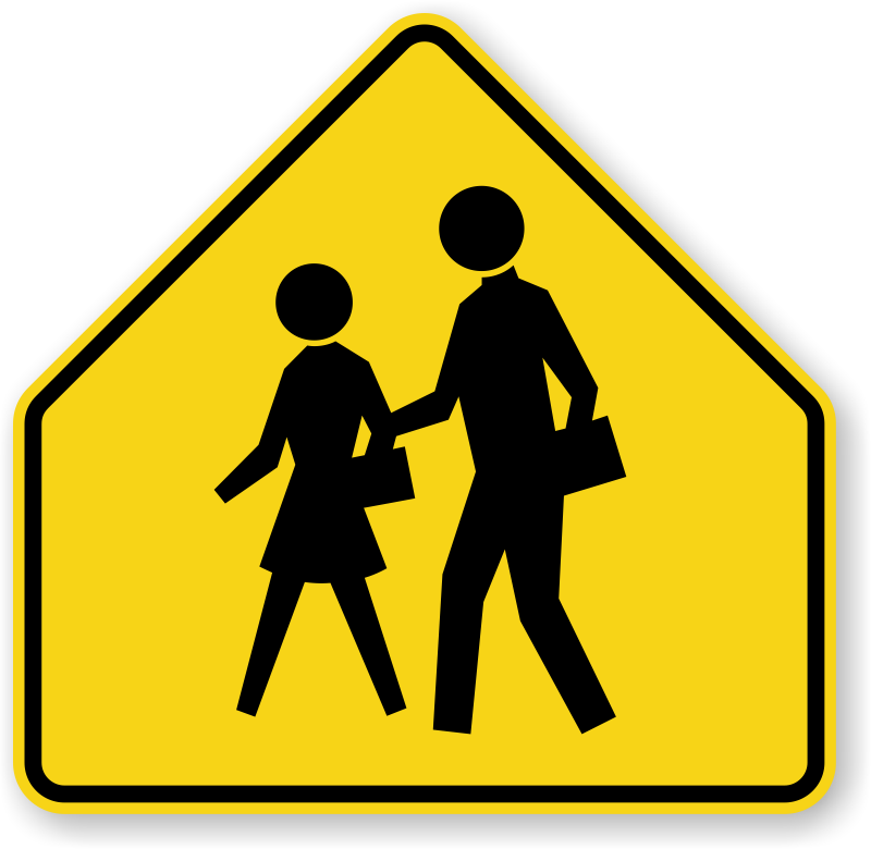 Danger clipart blank yield sign. Nc drivers signs and