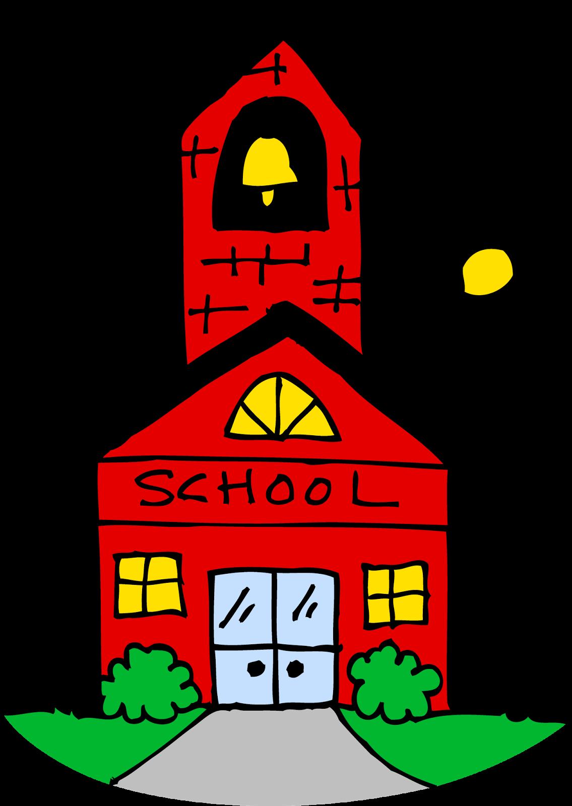 Schoolhouse school time