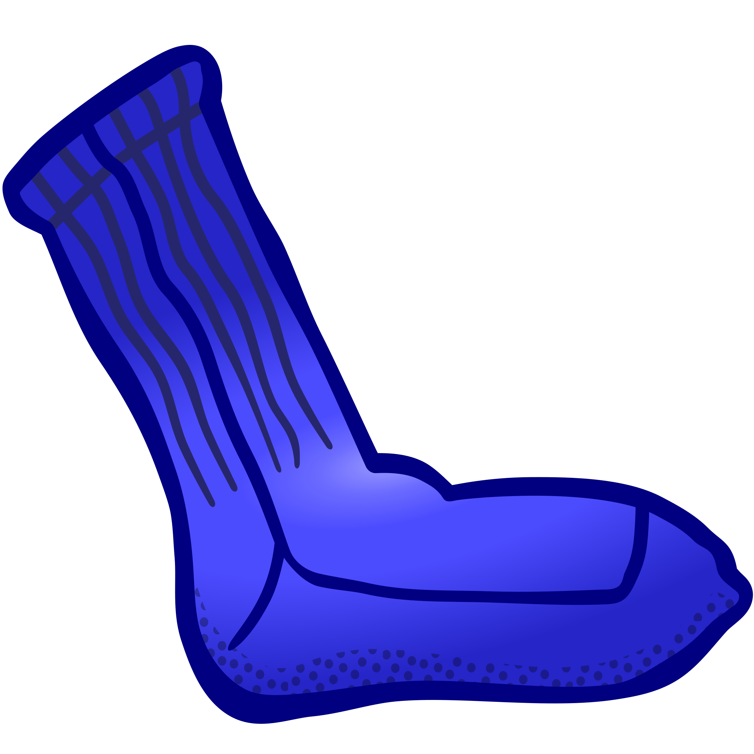 Wednesday clipart sock. Coloured big image png