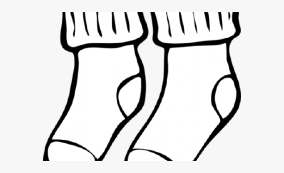 Clip art cliparts cartoons. Clipart socks school