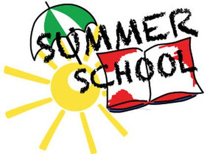 Clipart summer program. School clip art cliparts
