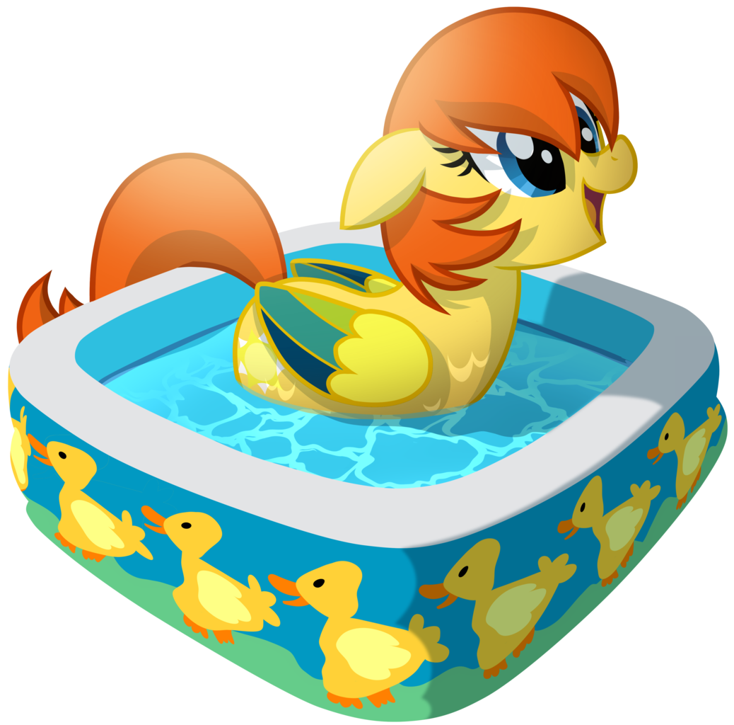 Ducks clipart swimming.  artist wingedwolf cute