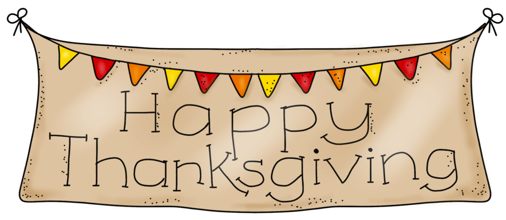 Holiday clipart thanksgiving. Happy holidays pinterest