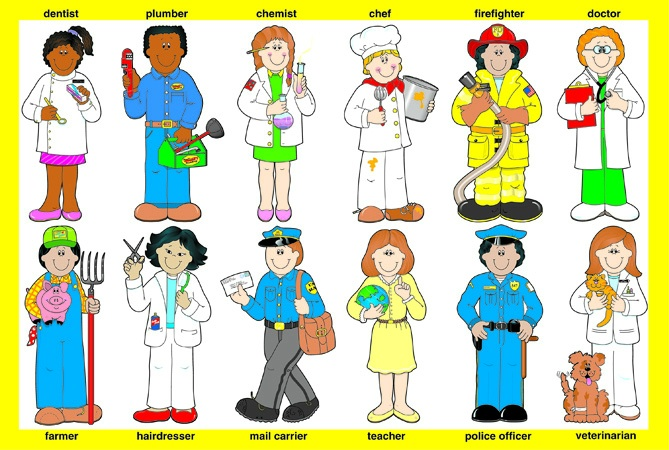 Dentist clipart community worker. Free school workers cliparts
