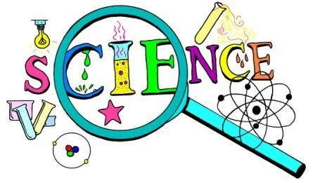 Clipart science. Letters