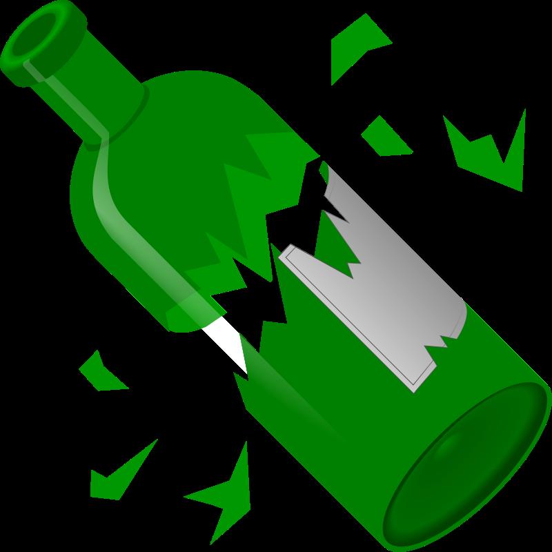 Broken clip art free. Clipart science bottle