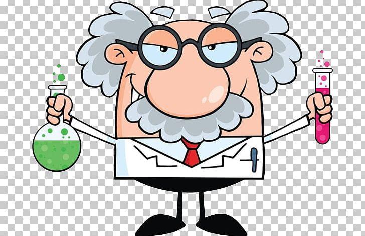 Professor utonium cartoon png. Scientist clipart science area