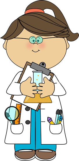 With and beaker clip. Scientist clipart clipboard clipart