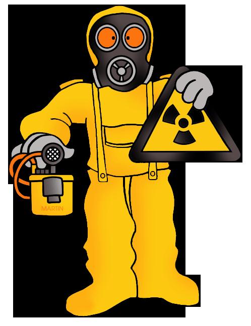 Disease clipart hazardous material. Science clip art by
