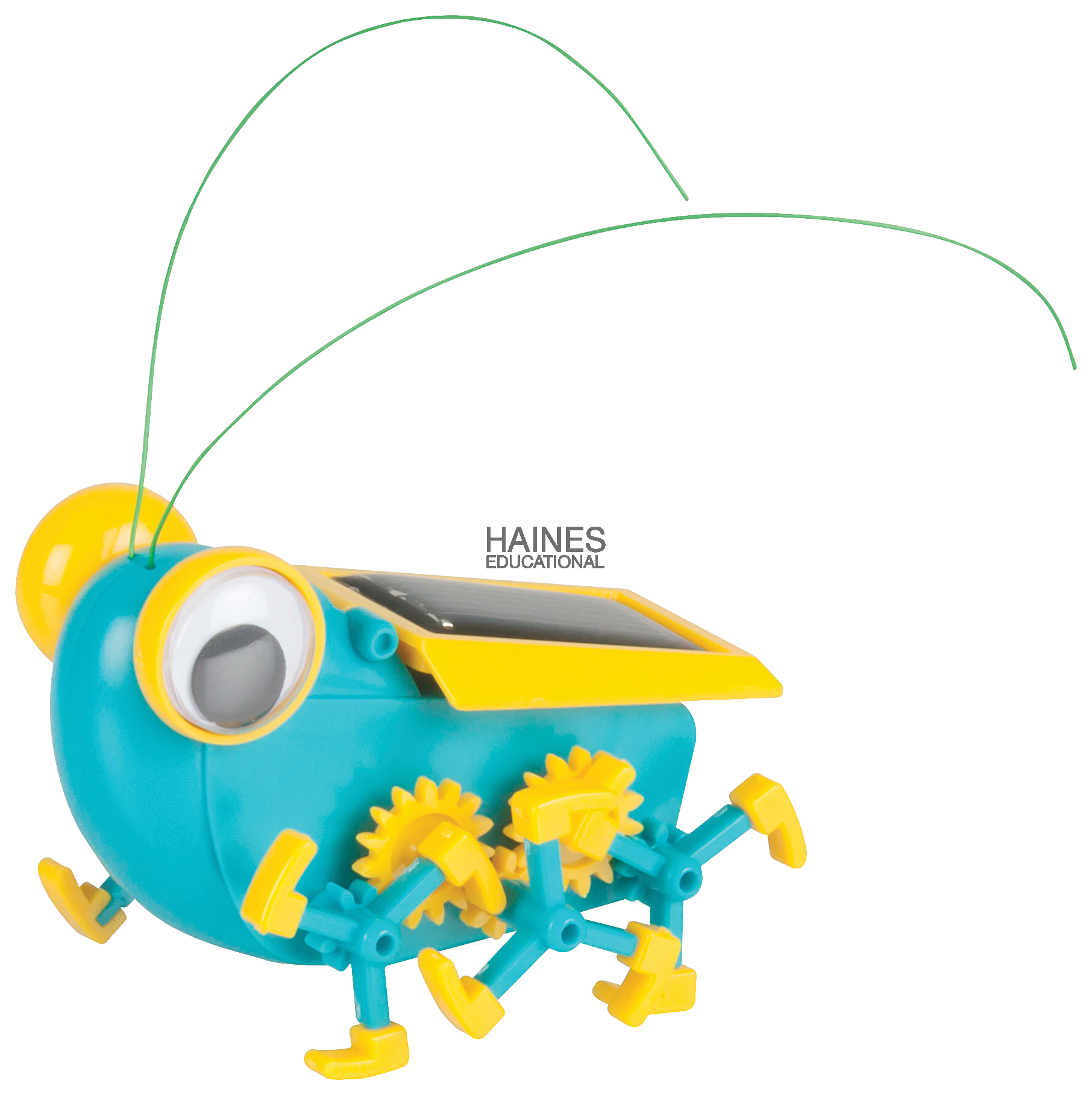 Solar bug. Clipart science general science