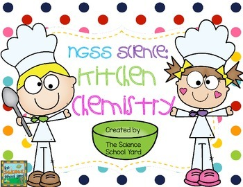 Clipart science kitchen. Ngss chemistry fun