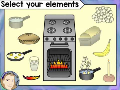 . Clipart science kitchen
