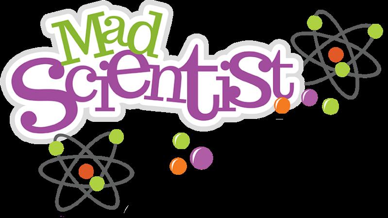 Science mad scientist