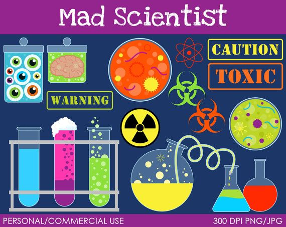 scientist clipart science room