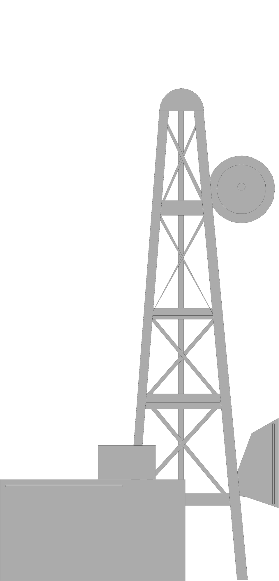 Tower clipart technological. Microwave free stock photo