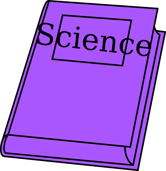 Clip art at clker. Purple clipart science