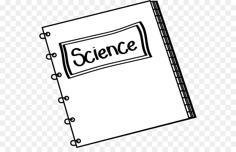Drawing science rectangle . Notebook clipart scince