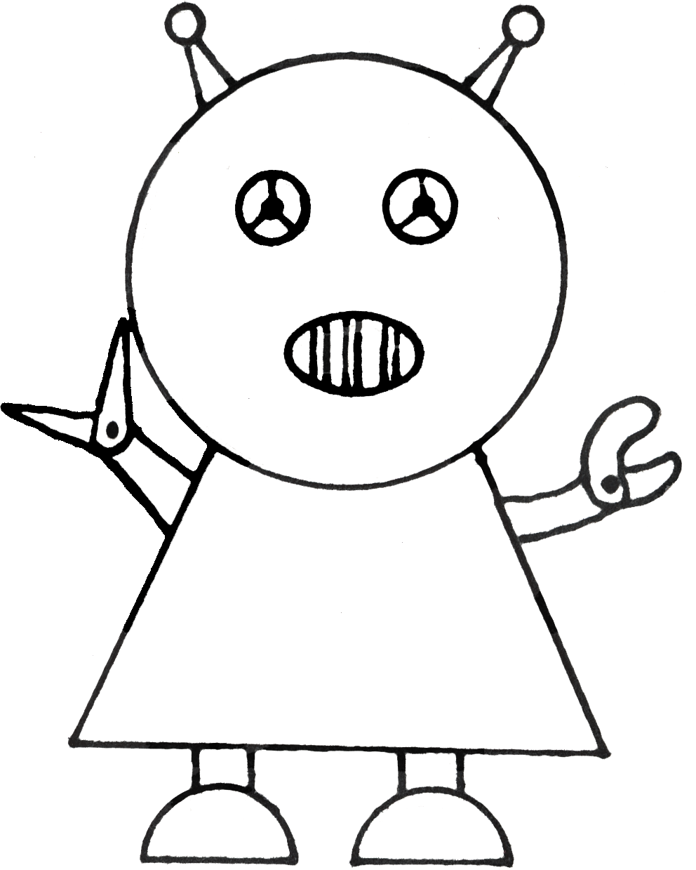 Technology clipart drawing. A perfect world clip
